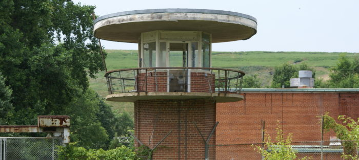 Prison Guard Tower