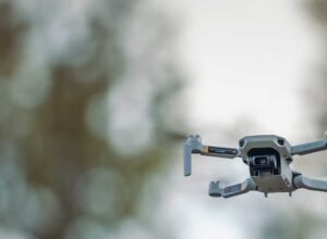 Drones Flying Cameras for Surveillance Investigations